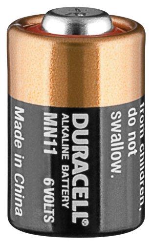 2 Stück Duracell Alkali Batterie - MN 11, LR 11