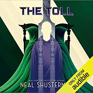 The Toll cover art