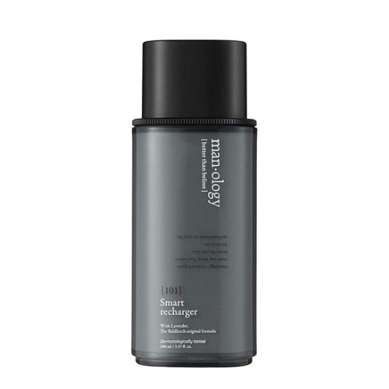 ミケランジェロサイクロプス複製ビリープメンオルロッジ101スマートリチャージャー100mlメンズコスメ韓国コスメ、belif Man Ology 101 Smart Recharger 100ml Men's Cosmetics Korean Cosmetics [並行輸入品]