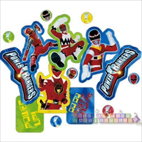 power ranger confetti - 3