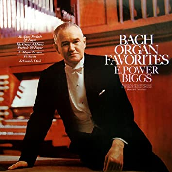 Bach: Organ Favorites