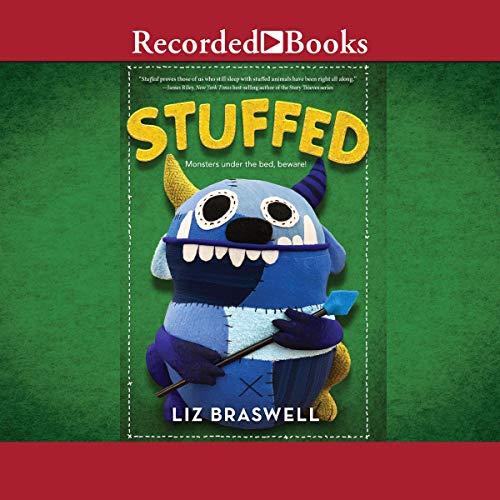 Stuffed audiobook cover art