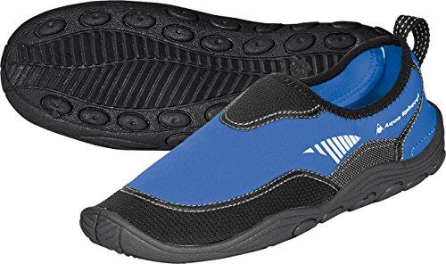Aqua Sphere Beachwalker RS Aqua Schuhe Herren Strand Tauchen Schwimmen Sport Erwachsene, Royal Blue/Black, EU 46/UK 11/US 11.5