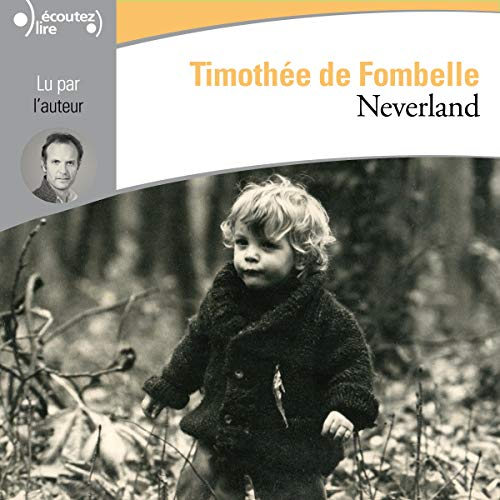 Neverland audiobook cover art