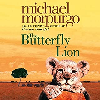 Couverture de The Butterfly Lion