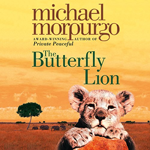 Page de couverture de The Butterfly Lion
