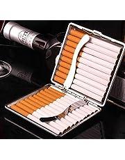 Fashion Cigarette Case Smoking Set (black/aluminum)