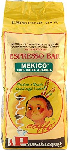 Caffè Passalacqua Grani MEKICO Kg 3 | Caffè Mexico