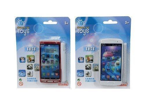 Simba 104516988 – Smartphone 2 Couleurs Assorties