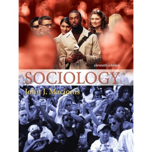 VangoNotes for Sociology, 11/e cover art