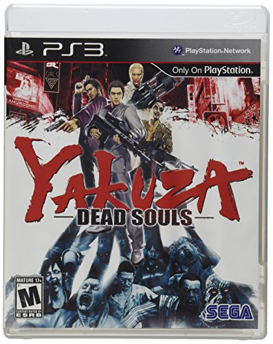 Yakuza Dead Souls(輸入版)