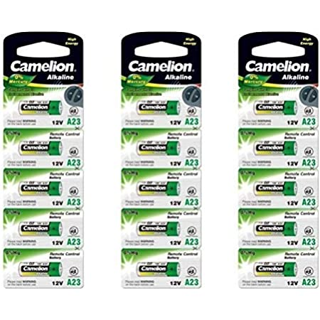 Camelion A23 23a 12v L1028f Alkaline Battery 3x Elektronik