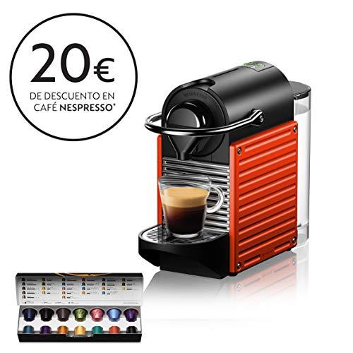 Nespresso Krups Pixie XN3045 - Cafetera monodosis de cá