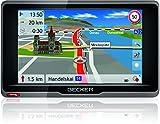 Becker ready.5 CE Navigationsgerät (12,7 cm (5 Zoll) Bildschirm, 20 Länder vorinstalliert,  TMC, inkl. MagClick Aktivhalter, SituationScan)
