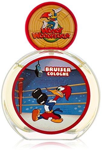 Woody Woodpecker Bruiser First American Brands Eau de toilette pour enfant en flacon vaporisateur 50 ml