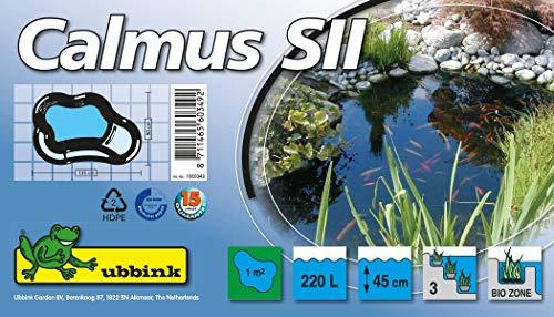 Ubbink Fertigteich Calmus S II – Fassungsvermögen 220 Liter - 4