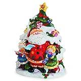 Singing Santa Collection, Tree Cookie Jar