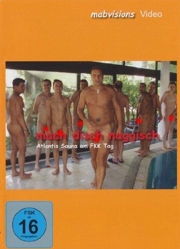 naggisch - Atlantis Sauna am FKK Tag