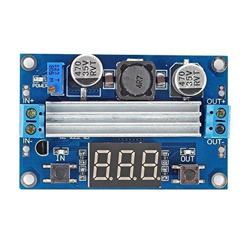 DC-DC 電源モジュール 昇圧型 DCコンバーター DCレギュレーター 3~35V to 3.5~35V 100W/6A (昇圧型100W)