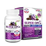 LABO Nutrition Super OPCS Premium French Maritime Pine Bark Extract, 150mg per Serving for Healthy Circulation, Radiant Skin, Immunity, Heart Health, Antioxidant Protection Gluten Free