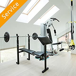 home gym installation