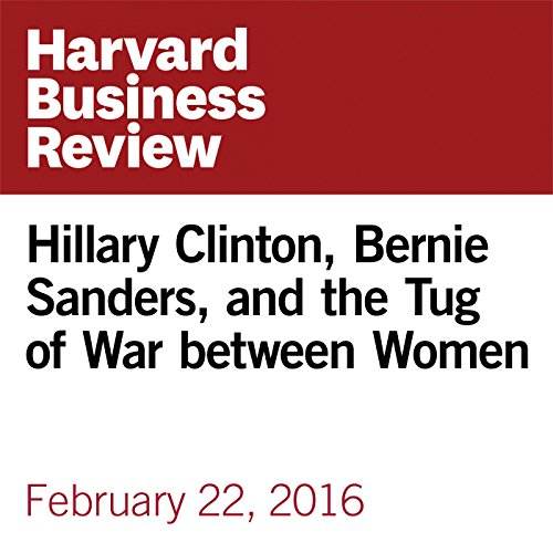 Hillary Clinton, Bernie Sanders, and the Tug of War between Women copertina