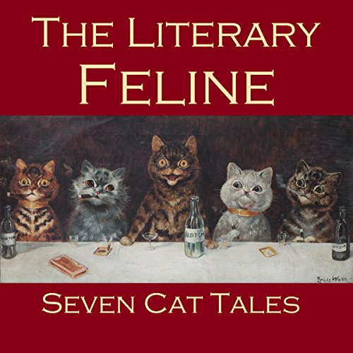 The Literary Feline     Seven Cat Tales              Written by:                                                                                                                                 Edgar Allan Poe,                                                                                        Emile Zolà,                                                                                        Morley Robert,                                             Narrated by:                                                                                                                                 Cathy Dobson                      Length: 2 hrs and 24 mins     Not rated yet     Overall 0.0