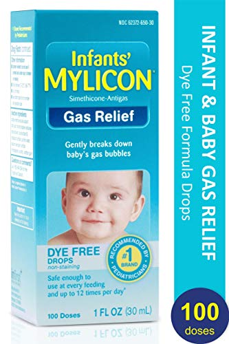 Product Image of the Mylicon Infant Drops