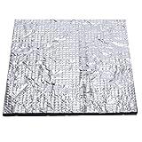 MUTUBEN 3D-Drucker Heizbett Isolierung Baumwolle Plattform Heißbett Wärmeschutzmatte Selbstklebend Matte für Anycubic i3 Mega Creality Ender 3 Anet A8 300 x 300mm