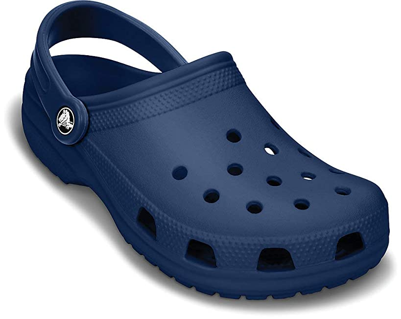 Crocs Men's and Women's Classic Clog, Comfort Slip On Casual Water Shoe