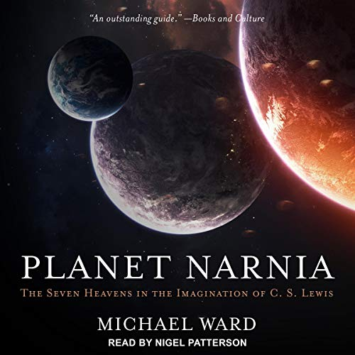 Planet Narnia audiobook cover art