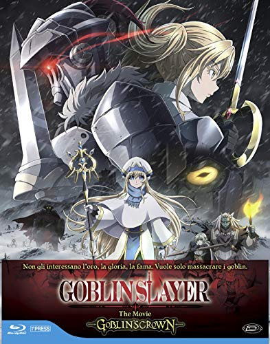 Goblin Slayer the Movie: Goblin's Crown (First Press) [Italia] [Blu-ray]