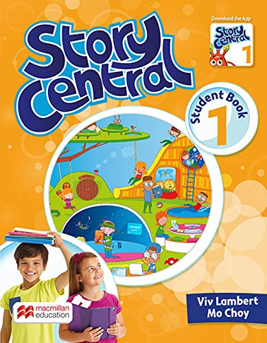 Story Central -1: Student Book With Activity Pack
