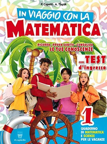 In viaggio con la matematica. Per la Scuola media: 1