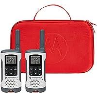 Motorola Talkabout T280 Rechargeable Two-Way Radio Bundle