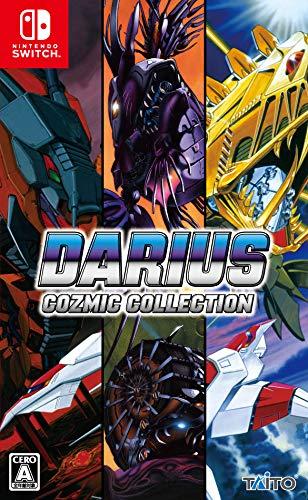 Taito Darius Cozmic Collection NINTENDO SWITCH REGION FREE JAPANESE VERSION [video game]