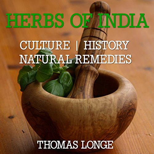 Herbs of India audiobook cover art