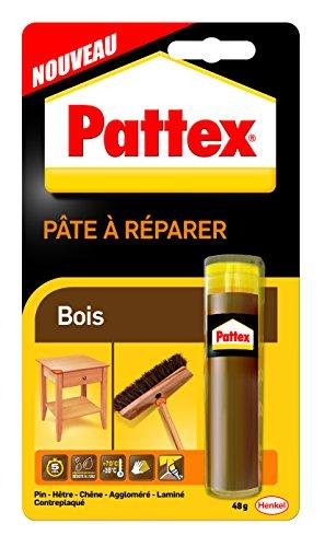 Pattex 1875867 Pâte à réparer bois