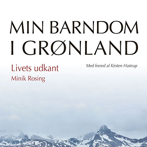 Livets udkant audiobook cover art