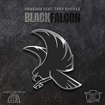 BLACK FALCON (feat. Troy Bronxz)