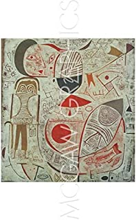 Printed Sheet with Pictures, 1937 by Paul Klee 8.5
