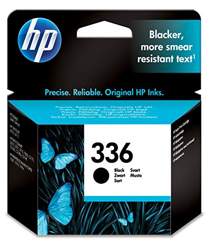 HP Tinta Original Nº 336 Black para HP DESKJET 5440/ DESKJET D4160/ OFFICEJET 6310/6315/ PSC 1507
