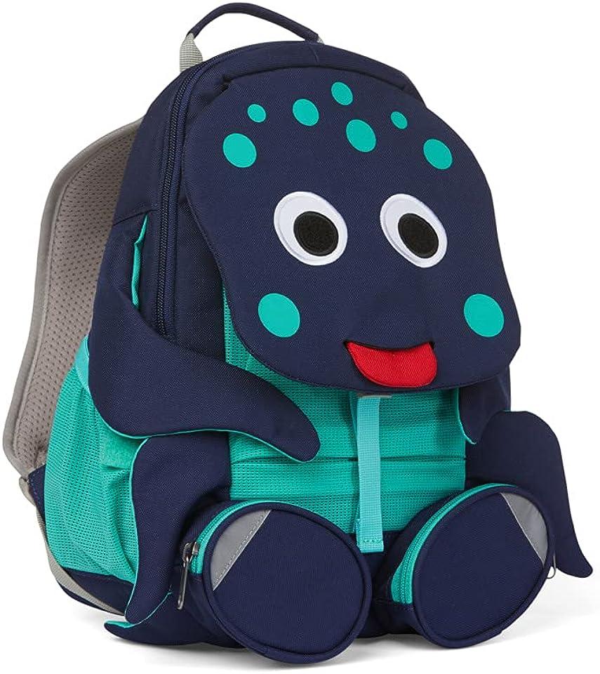 Großer Freund - Kindergartenrucksack für 3-5 Jährige Kinder im Kindergarten und Kinderrucksack für die Kita