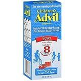 Advil Children's Suspension, Fruit Flavored 4 oz (Pack of 11)