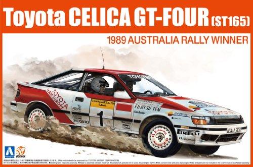 89 Australia Rally 1/24 BEEMAX Series No, 1 ST165 Celica GT-FOUR (jap?n importaci?n)