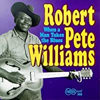 When a Man Takes the Blues by Robert Pete Williams (2001-07-17)