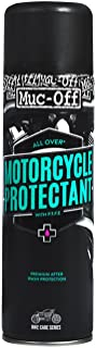 Muc Off 608US Black Motorcycle Protectant, 500ml