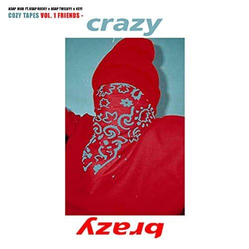 A$AP Mob feat. エイサップ・ロッキー, A$AP Twelvyy & Key!