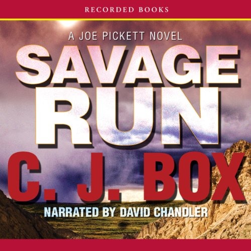 Savage Run cover art