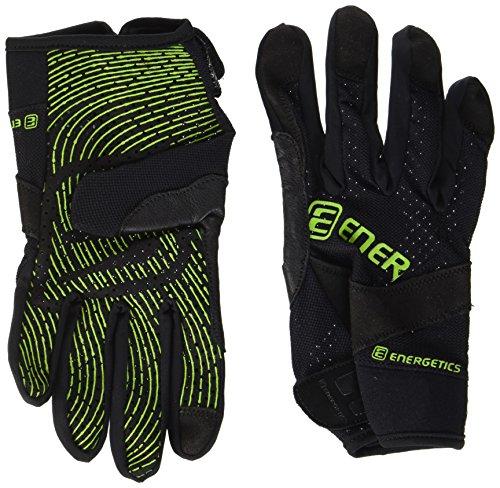 ENERGETICS Crossfit FTG 710 Handschuhe, Schwarz/Lime Green, One Size